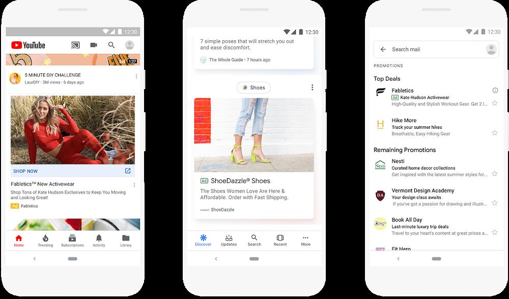 Discovery Ads — новый формат «Google Рекламы»